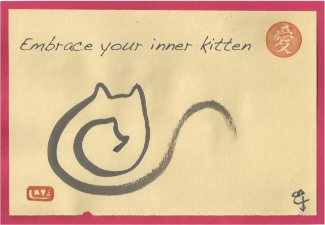 inner kitten