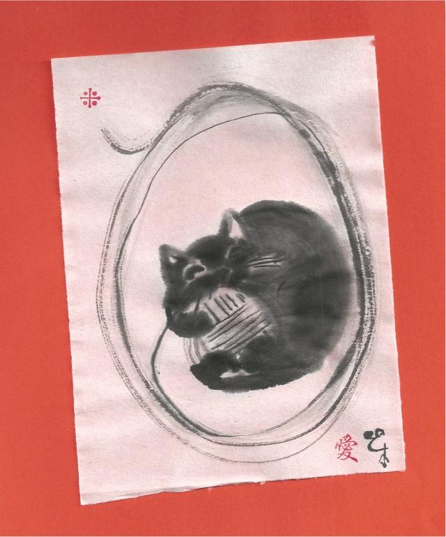 kitten and ball o yarn