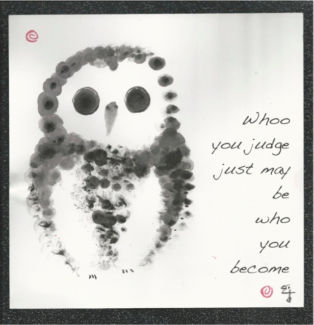 fingerprint owl