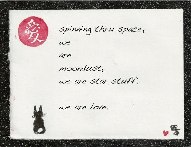 sinning space bunny