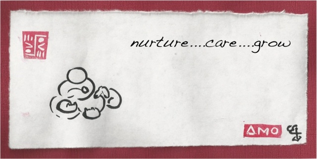 nurture care grow