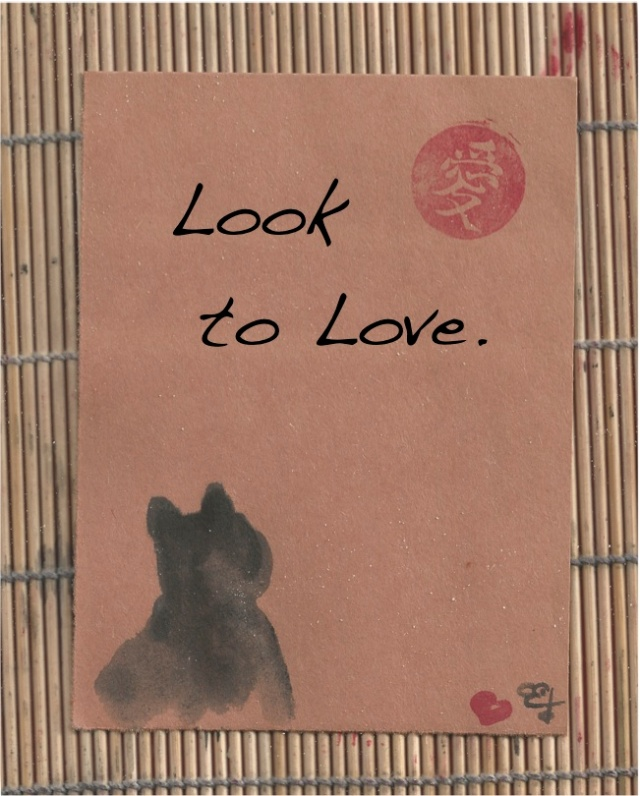 look to love