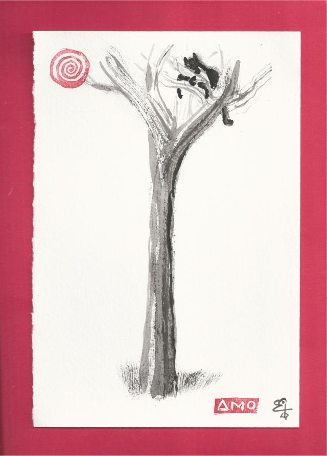 presto up a tree