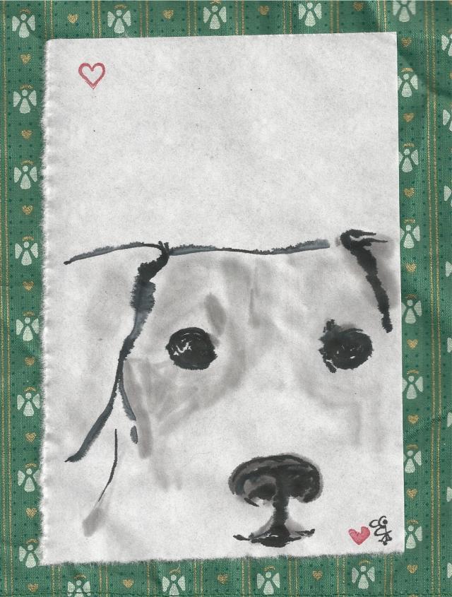 beagle mix pup