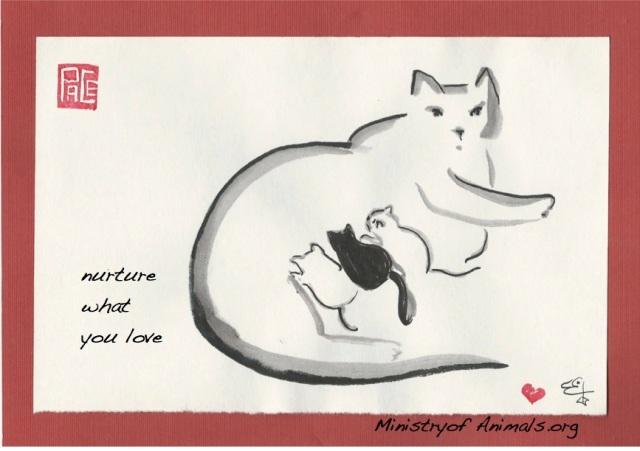 Nurture what you Love