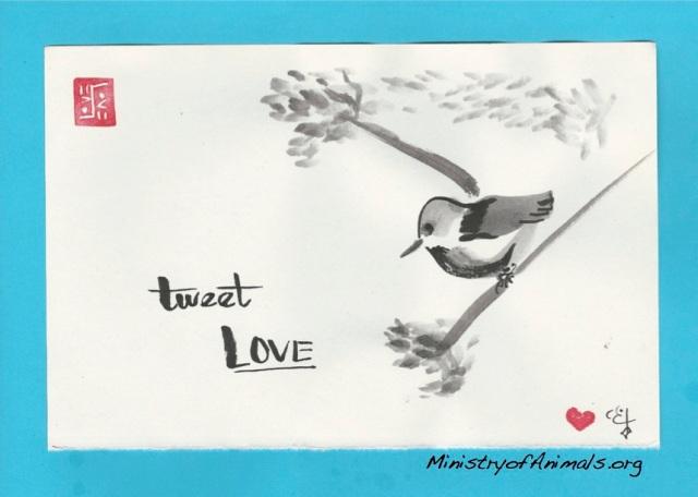 tweet love