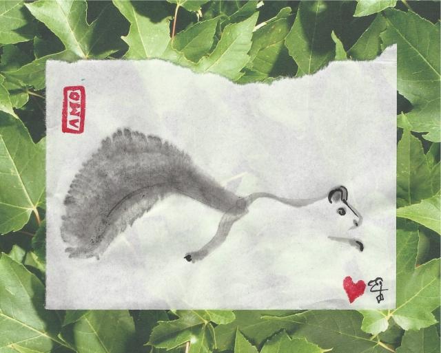 squirrel-running-in-tree