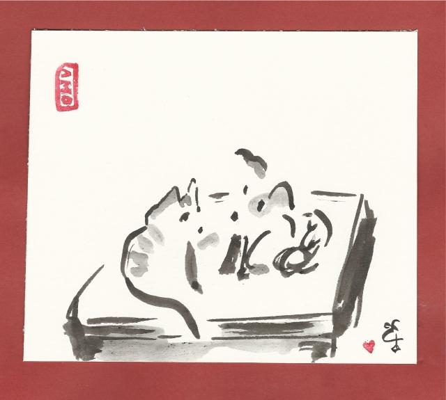 pim-and-yin-on-ottoman-kitten-snf-dog