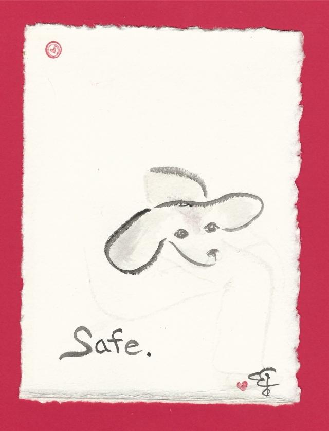 old-beagle-safe